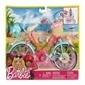 Barbie Barbienin Bisikleti DVX55 Renkli